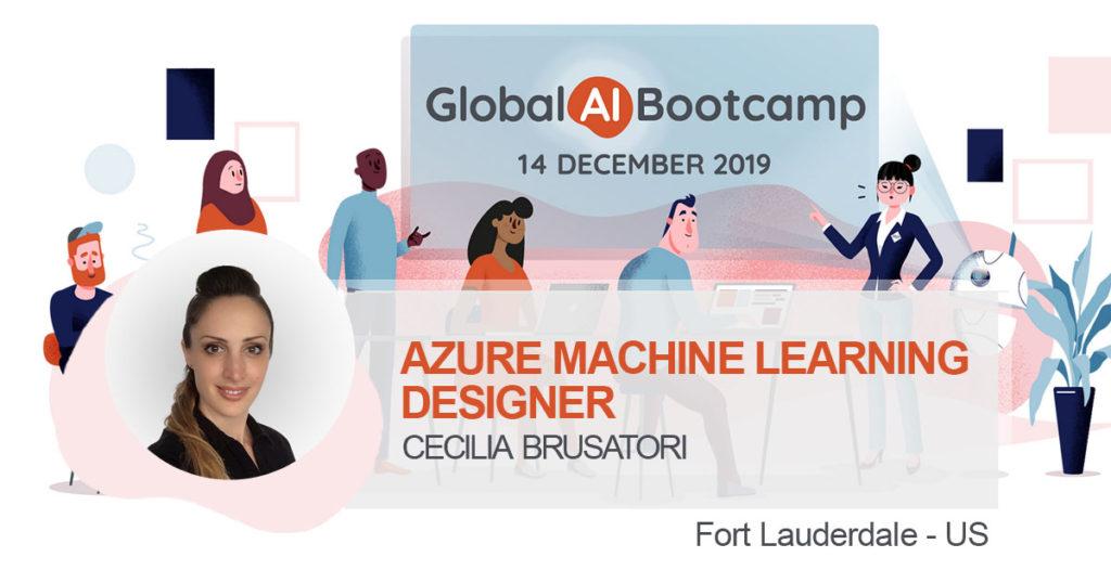 Global AI Bootcamp 2019