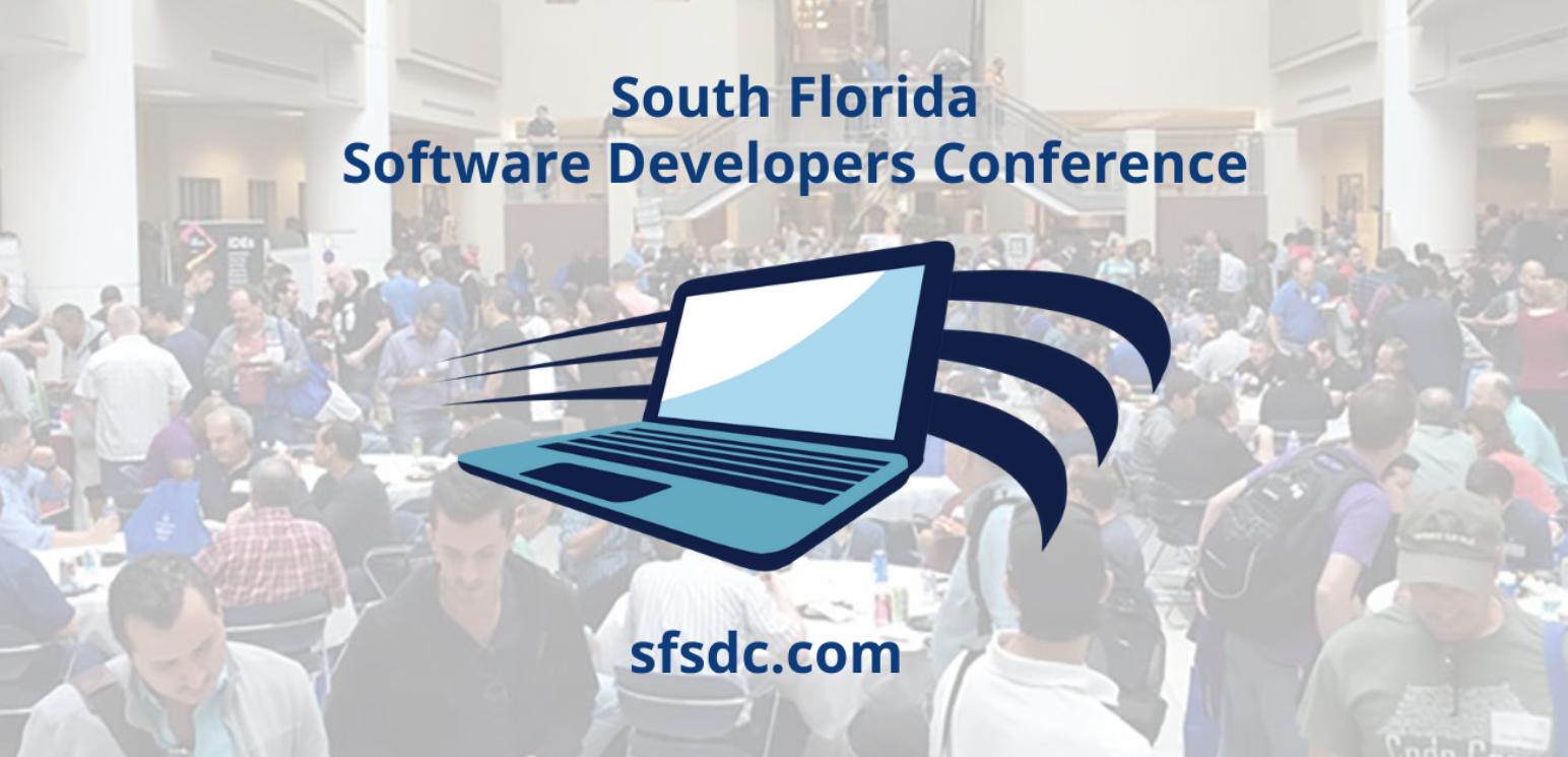 South Florida Software Developers Conference banner